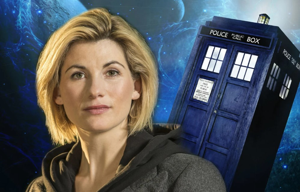 First Female 'Doctor Who'
